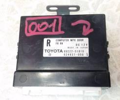 Блок управления дверями. Toyota Origin, JCG17 Toyota Progres, JCG10, JCG11, JCG15 Двигатели: 2JZGE, 1JZFSE, 1JZGE, 2JZFSE