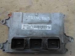 Блок управления двс. Honda Stream, RN7 Двигатель R18A