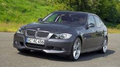 Обвес кузова аэродинамический. BMW 3-Series