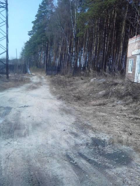 Продам 1 гектар в городе Северске. 300 кв.м., собственность, электричество, вода, от частного лица (собственник)