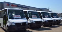 ГАЗ Газель Next. Автобус Газель next, 2017, 2 800 куб. см., 19 мест