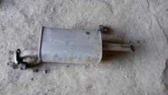 Глушитель. Nissan Juke, YF15 Двигатель HR15DE
