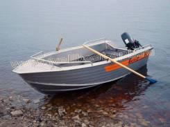 Wellboat. Год: 2016 год, длина 4,20м., двигатель подвесной, 20,00л.с., бензин