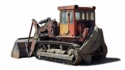 ЧТЗ Т-130. Трактор в Чите