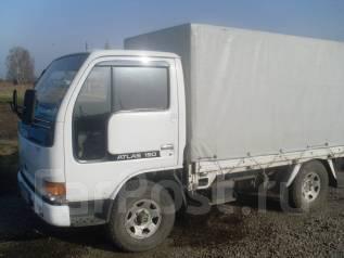 Nissan Atlas. Продам ниссан атлас 4 вд пониженная категория в, 2 700 куб. см., 1 500 кг.
