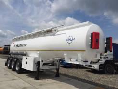 Bonum. Полуприцеп-цистерна бензовоз, 28 000,00куб. м. Под заказ