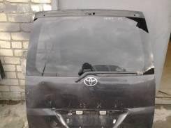 Дворник двери багажника. Toyota Voxy, AZR60, AZR65G