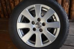 Комплект колес Тойота-Камри, R16. 6.5x16 5x114.30 ET45 ЦО 60,1мм.