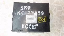 Блок управления двс. Toyota Passo, KGC15, KGC10 Двигатель 1KRFE