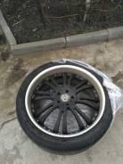 Продам колёса Marques 9.5x22 5x120 ET 32 Dia. 9.5x22 5x120.00 ET49 ЦО 72,6мм.