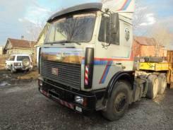 МАЗ 642208. Продам тягач МАЗ, 14 860 куб. см., 30 000 кг.