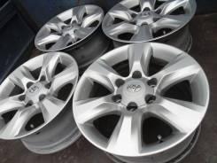 Toyota. 7.5x17, 6x139.70, ET25, ЦО 106,0мм.