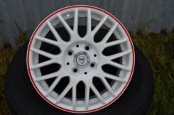 NZ Wheels SH668. 6.0x15, 4x100.00, ET50, ЦО 60,1мм.