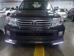 Обвес кузова аэродинамический. Toyota Urban Cruiser Toyota Land Cruiser, VDJ200, J200, URJ202W, UZJ200W, URJ202