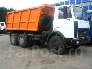 МАЗ 5516. Самосвал Х5-472-000 с кузовом 15,4м3, 11 111 куб. см., 20 000 кг.