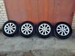 Продам новые колеса Toyota TRD на импортной резине. x16 5x114.30