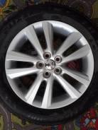 Колеса оригинал тойота R 16. 6.0x16 5x100.00 ET45