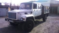ГАЗ-33081 Егерь II. ГАЗ 33081 Егерь 2, 4 200 куб. см., 1 000 кг.
