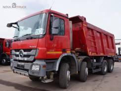 Mercedes-Benz Actros. Продаётся четырёхосный самосвал , 11 946 куб. см., 31 000 кг.