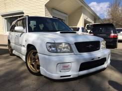 Subaru Forester. механика, 4wd, 2.0, бензин, б/п, нет птс