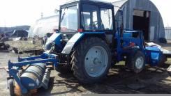МТЗ 82.1. МКР-82-ПО трактор коммунальный, 4 700 куб. см.