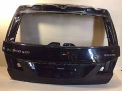 Дверь багажника. Mercedes-Benz GL-Class, X166