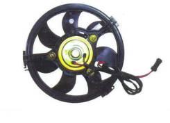 Диффузор радиатора (вентилятор с мотором) 2.5 Tdi AUDI (A4) 99 - 00. Audi A4