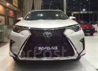 Обвес кузова аэродинамический. Toyota RAV4, ALA49, ASA44, ZSA42, ZSA44 Двигатели: 2ADFHV, 2ARFE, 3ZRFE. Под заказ