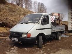 ГАЗ 3302. Продается Газель 3302, 2 286 куб. см., 1 500 кг.