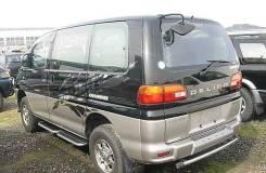Mitsubishi Delica. Продам птс , 1996год, дизель 2800сс, цвет черный