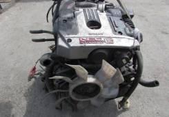 Двигатель в сборе. Nissan Laurel, GNC35 Двигатель RB25DE. Под заказ