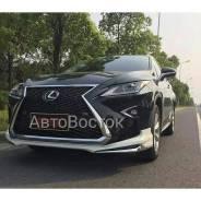 Обвес кузова аэродинамический. Lexus RX200t Lexus RX350 Lexus RX450h. Под заказ