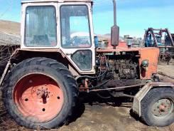 ЮМЗ 6КЛ. Трактор ЮМЗ, 4 940 куб. см.