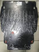 Защита двигателя пластиковая. Lexus GS350