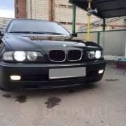 Капот. BMW 5-Series, E39