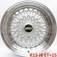 BBS Super RS. 8.0x15, 4x100.00, 4x108.00, ET15, ЦО 73,1мм.