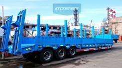 Atlant. Новый трал-тяжеловоз LBH12100, 100 000 кг. Под заказ