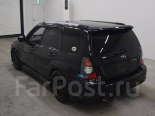 Рейлинг. Subaru Forester, SG, SG5, SG9, SG9L Двигатель EJ255