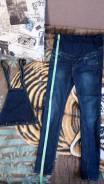 Сарафаны джинсовые. 44, 46