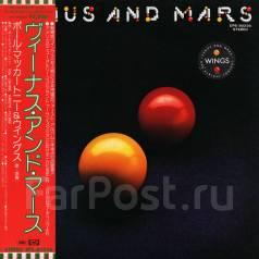 "Винил Paul McCartney ""Venus and Mars"" 1975 Japan"