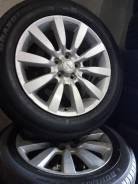 Dunlop Grandtrek ST30. Летние, 2014 год, без износа, 4 шт