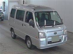 Subaru Sambar. автомат, 0.7, бензин, 20 тыс. км, б/п. Под заказ