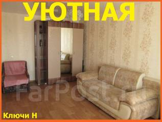 1-комнатная, улица Адмирала Юмашева 6. Баляева, агентство, 32 кв.м. Комната