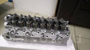Головка блока цилиндров. Mitsubishi: Delica, Pajero, L200, Montero, Challenger Двигатели: 4D56, HP