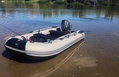 Мастер лодок Ривьера 3200 СК. Год: 2017 год, длина 3,20м., двигатель подвесной, 5,00л.с., бензин