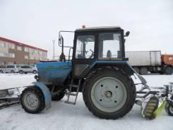 МТЗ 82. Трактор МТЗ-82/80 МКУУ-1