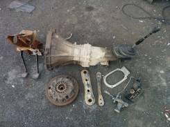 Механическая коробка переключения передач. Nissan Skyline, DR30, UJR30, HR30, VPJR30, PJR30, ER30, FJR30, VSJR30 Двигатель Z18S
