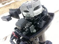 Tohatsu. 9,80л.с., 2х тактный, бензин, нога S (381 мм), Год: 2012 год