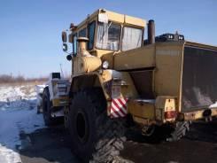 Кировец К-703. Трактор К-703 МА-ОС (Фрезерно-роторный снегоочиститель)