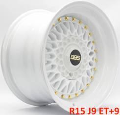 BBS Super RS. 9.0x15, 4x100.00, 5x100.00, ET9, ЦО 73,1мм.